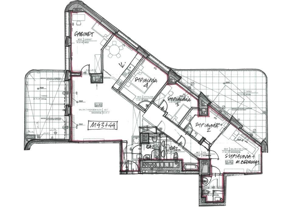Górnośląska 6 crafted apartments