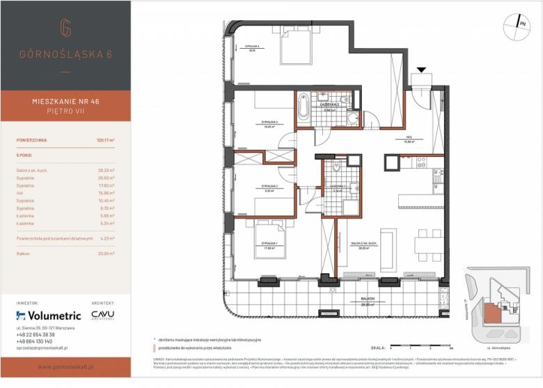 Mieszkanie nr 46